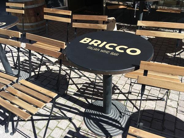 Viinibaari Bricco